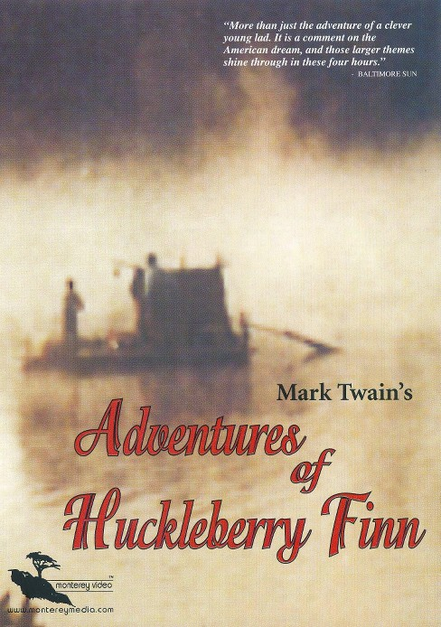 Adventures of huckleberry finn (DVD) - image 1 of 1