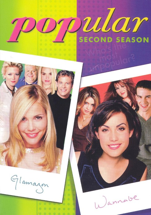 Popular:Season two (DVD) - image 1 of 1