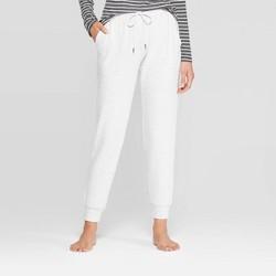 Women's Beautifully Soft Fleece Lounge Jogger Pants - Stars Above™ Heather Gray