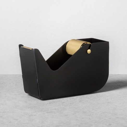 Cast Metal Tape Dispenser - Black - Hearth & Hand™ with Magnolia - image 1 of 3