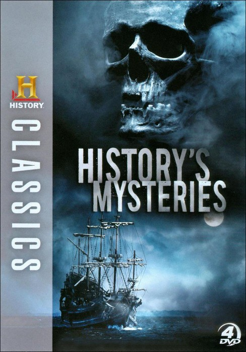 History classics:History's mysteries (DVD) - image 1 of 1