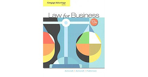 Law for Business (Paperback) (John D. Ashcroft) - image 1 of 1