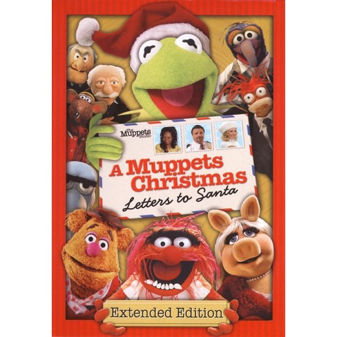 A Muppets Christmas: Letters to Santa (dvd_video) - image 1 of 1