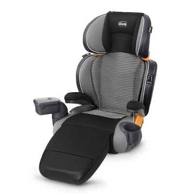 Chicco KidFit Zip Air Plus 2-in-1 Belt Positioning Booster Car Seat - Q Collection