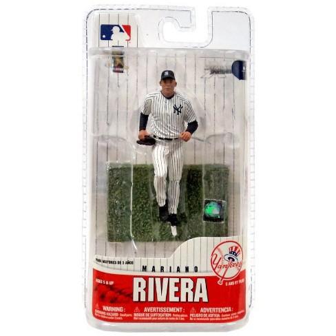 McFarlane Toys MLB New York Yankees Sports Picks 3 Inch Mini Series 6 Mariano Rivera Mini Figure - image 1 of 1