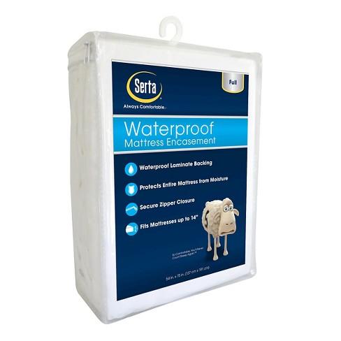 Waterproof Mattress Protector   Serta® : Target