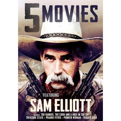 5 Western Movies (DVD) - image 1 of 1