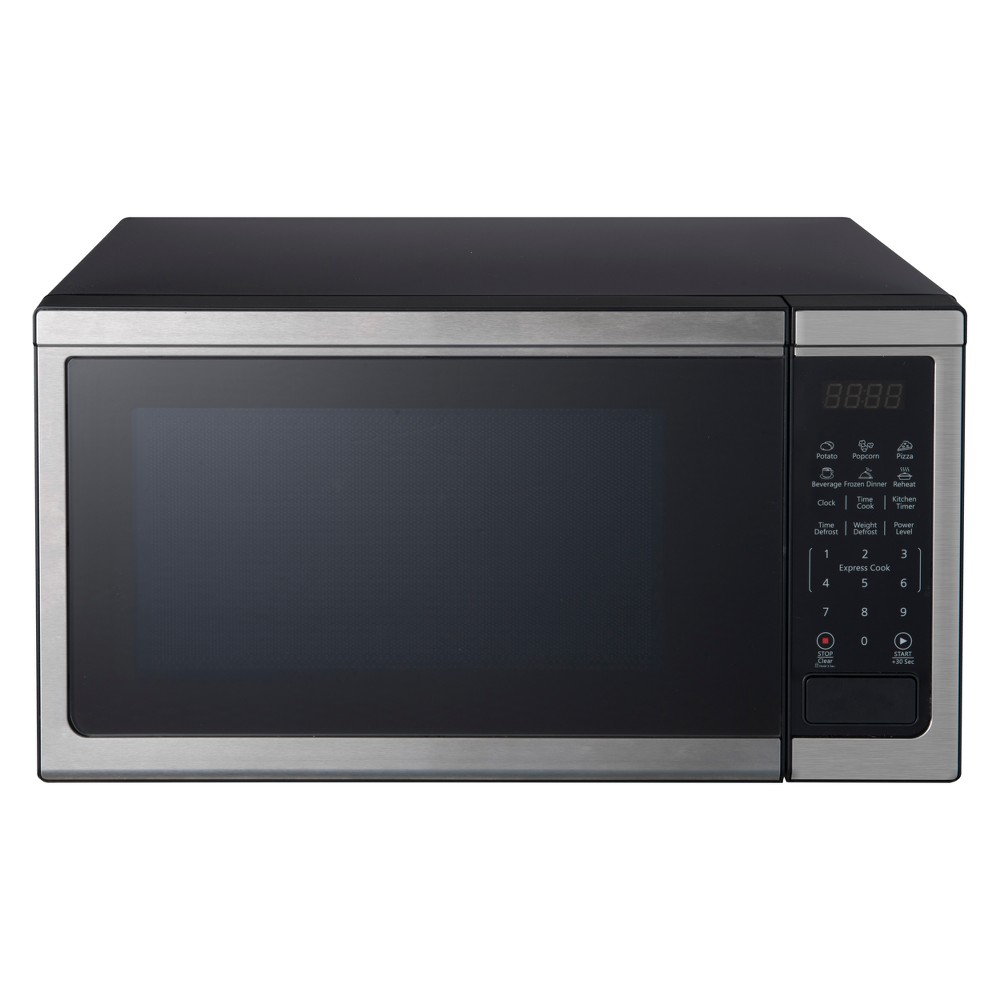 Oster 1.1 cu ft 1000W Microwave – Stainless Steel (Silver) OGCMDM11S2-10 53383982