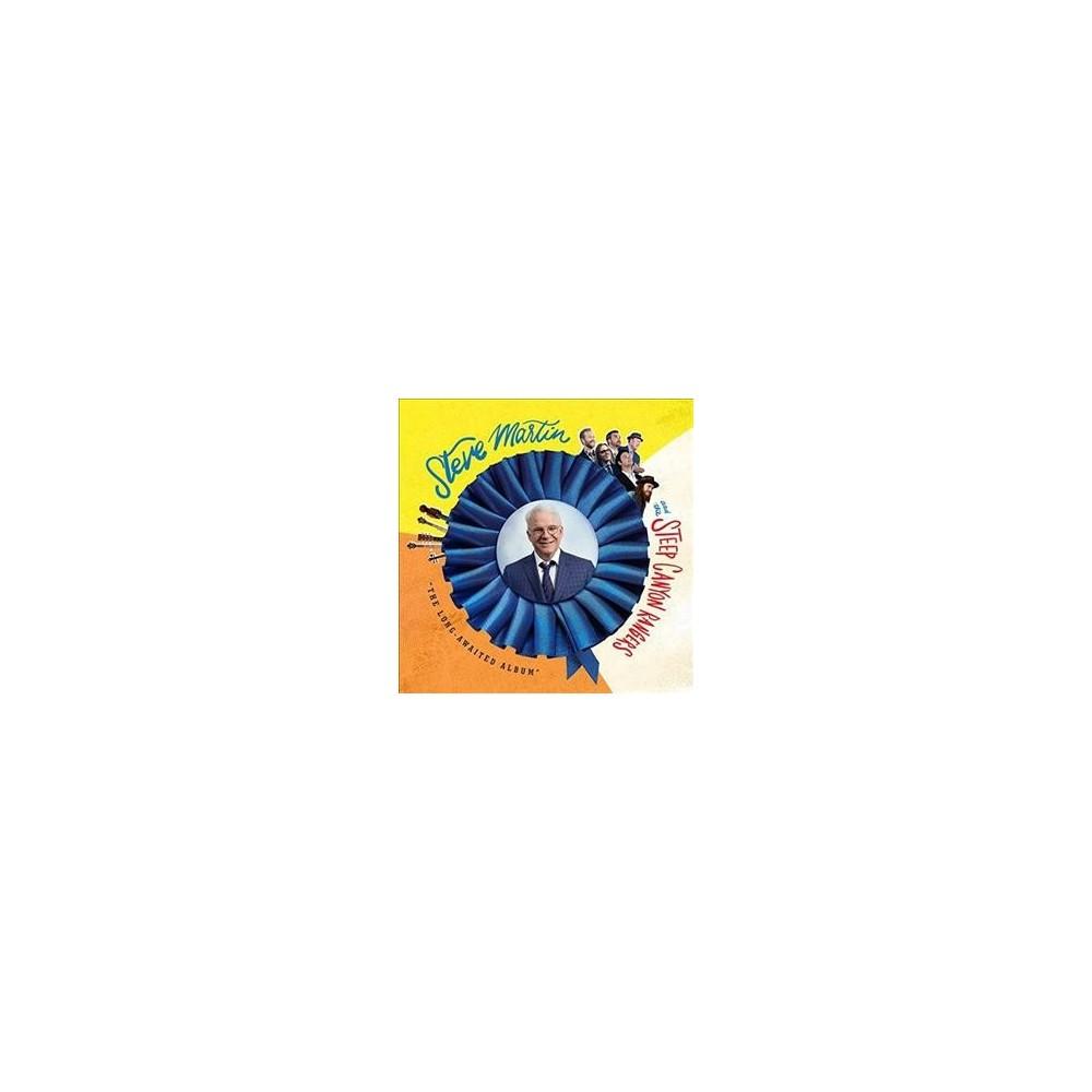 Steve And Th Martin - Long Awaited Album (Vinyl)