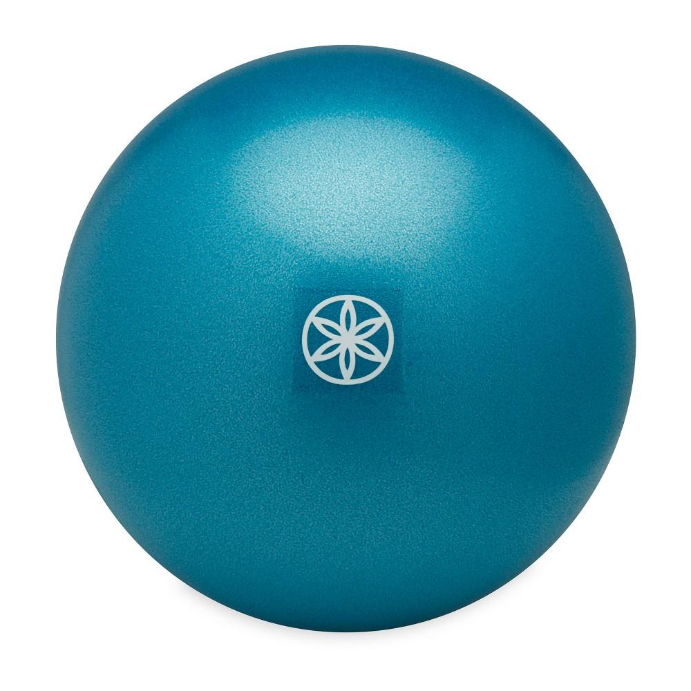 Gaiam Mini Ab Ball - Teal (Blue)