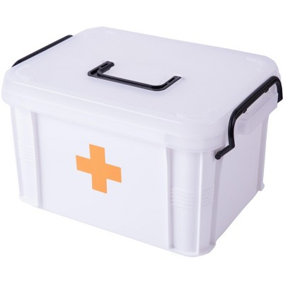 Basicwise First Aid Medical Kit