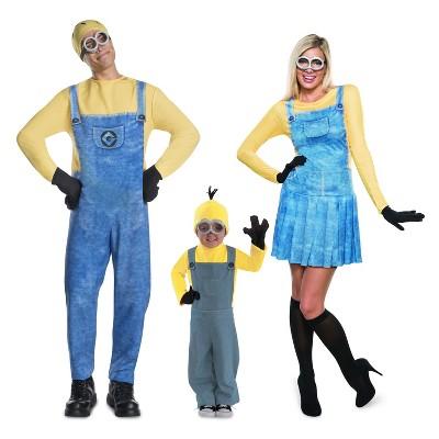 Adult Plus Despicable Me Gru Halloween Costume Target