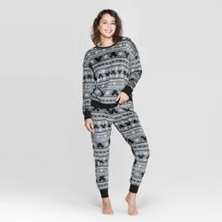 Women's Disney Pajama Set - Gray