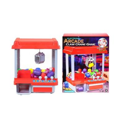 Ambassador Arcade Claw Game 3 Joystick Version with Plastic Egg Capsules