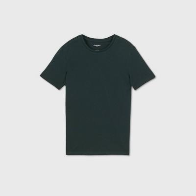 Men's Regular Fit Crewneck T-Shirt - Goodfellow & Co™