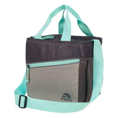 Igloo 9 Can Balance Mini City Cooler Bag - Gray/Black