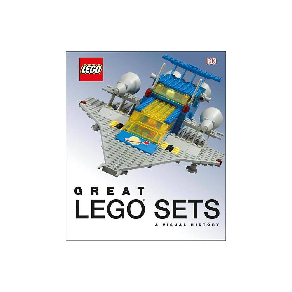 Great Lego Sets: A Visual History - by Daniel Lipkowitz (Hardcover) Packed with stunning photography and fascinating facts, Great Lego(R) Sets: A Visual History explores the history of Lego sets in magnificent detail. The guide offers an expansive overview of the most significant, popular, and interesting play sets, featured in chronological order from 1955 to the present day. Great Lego Sets: A Visual History features the most beloved sets in the Lego Group's long history, including much-loved classic 1980s Lego Space and Lego Castle sets and the latest stunning licensed themed sets, such as Lego(R) Star Wars(R). Created in full collaboration with the Lego Group and with profiles and quotes from Lego designers, this captivating new book also comes with an exclusive retro-style Lego set for readers to build. Lego, the Lego logo, the Brick and Knob configurations and the Minifigure are trademarks of the Lego Group. (c) 2015 The Lego Group. Produced by DK Publishing under license from the Lego Group.