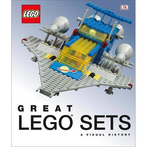 Great Lego Sets: A Visual History - by  Daniel Lipkowitz (Hardcover) - image 1 of 1