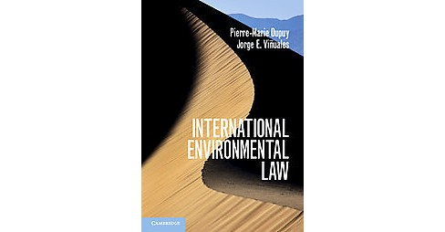 International Environmental Law : A Modern Introduction (Paperback) (Pierre-marie Dupuy & Jorge E. - image 1 of 1