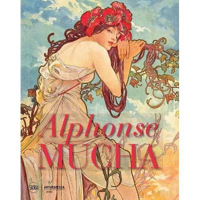 Alphonse Mucha - by Tomoko Sato (Hardcover)