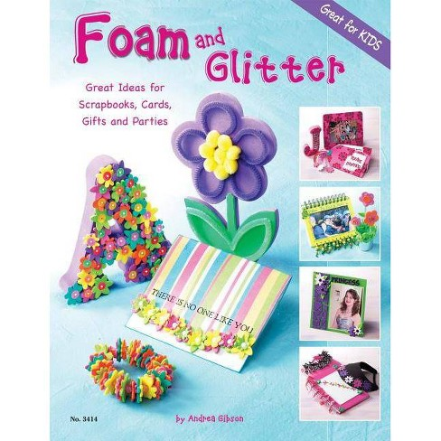 Foam and Glitter - by  Andrea Gibson (Paperback) - image 1 of 1