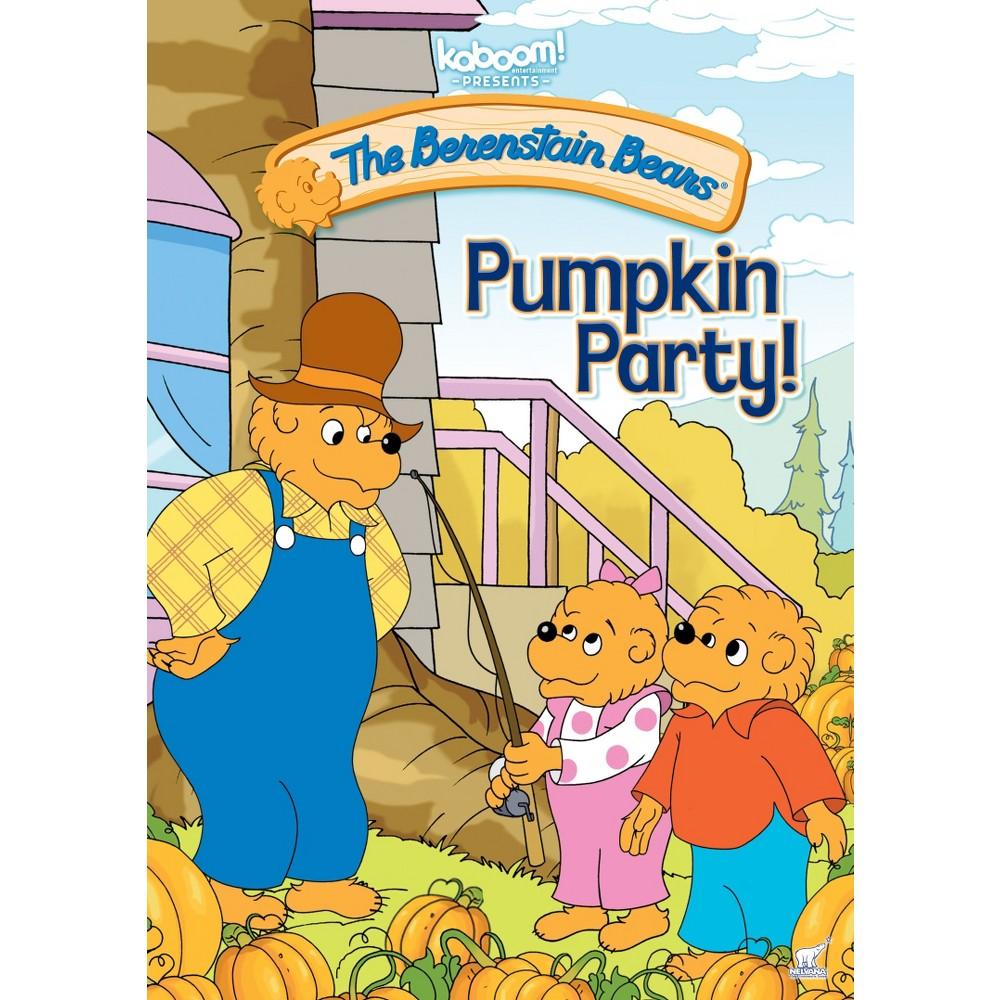 Berenstain bears:Pumpkin party (Dvd)