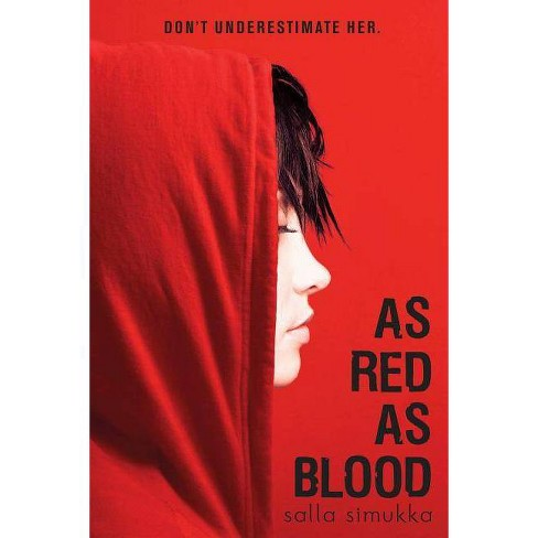 As Red as Blood - by  Salla Simukka (Paperback) - image 1 of 1
