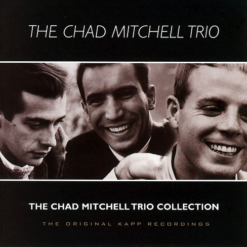 Chad trio mitchell - Chad mitchell trio collection (CD) - image 1 of 1