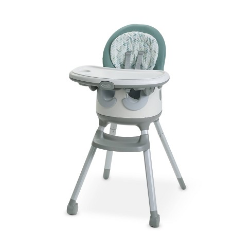 Groovy Graco Floor2Table 7 In 1 High Chair Birch Alphanode Cool Chair Designs And Ideas Alphanodeonline