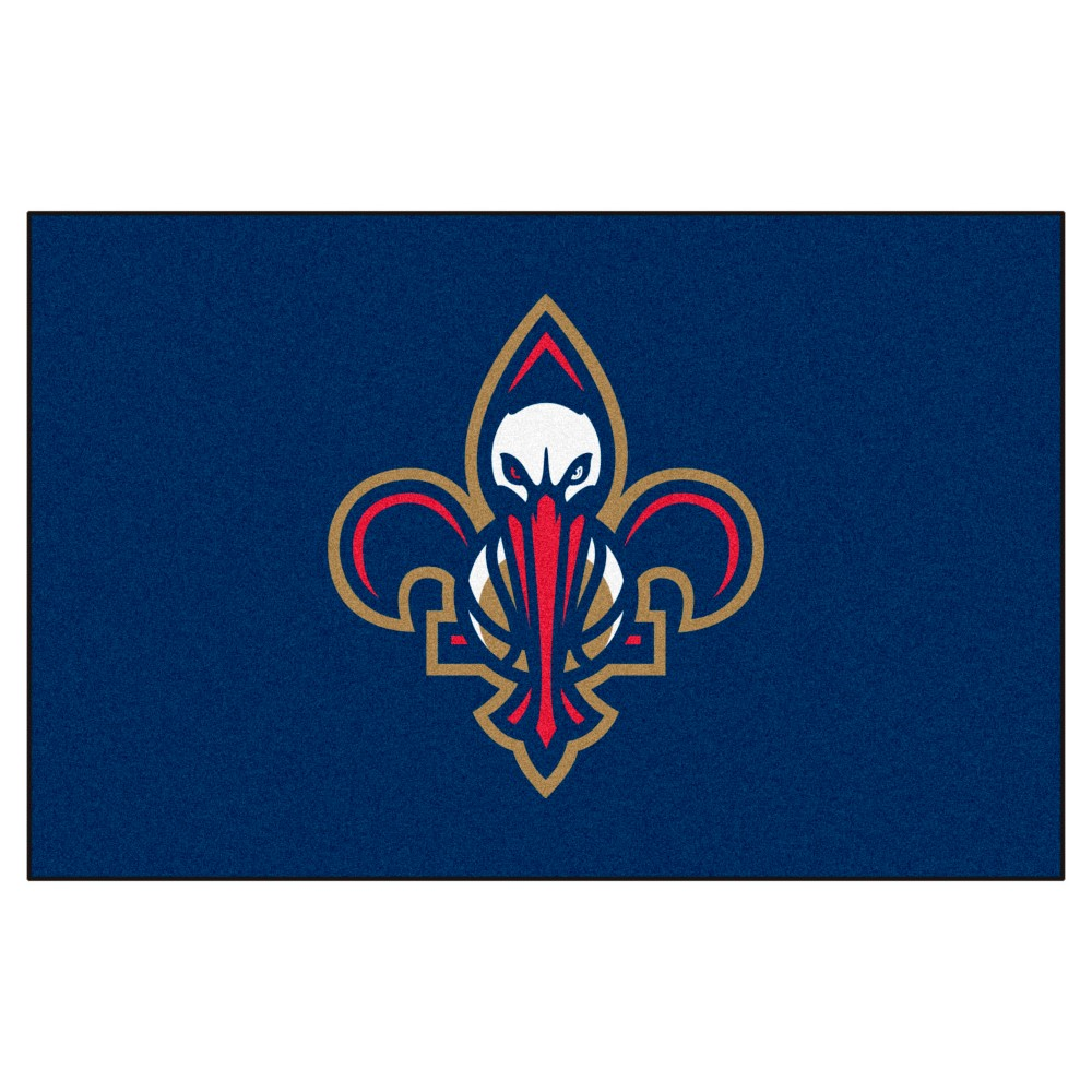 NBA New Orleans Pelicans Starter Rug 19