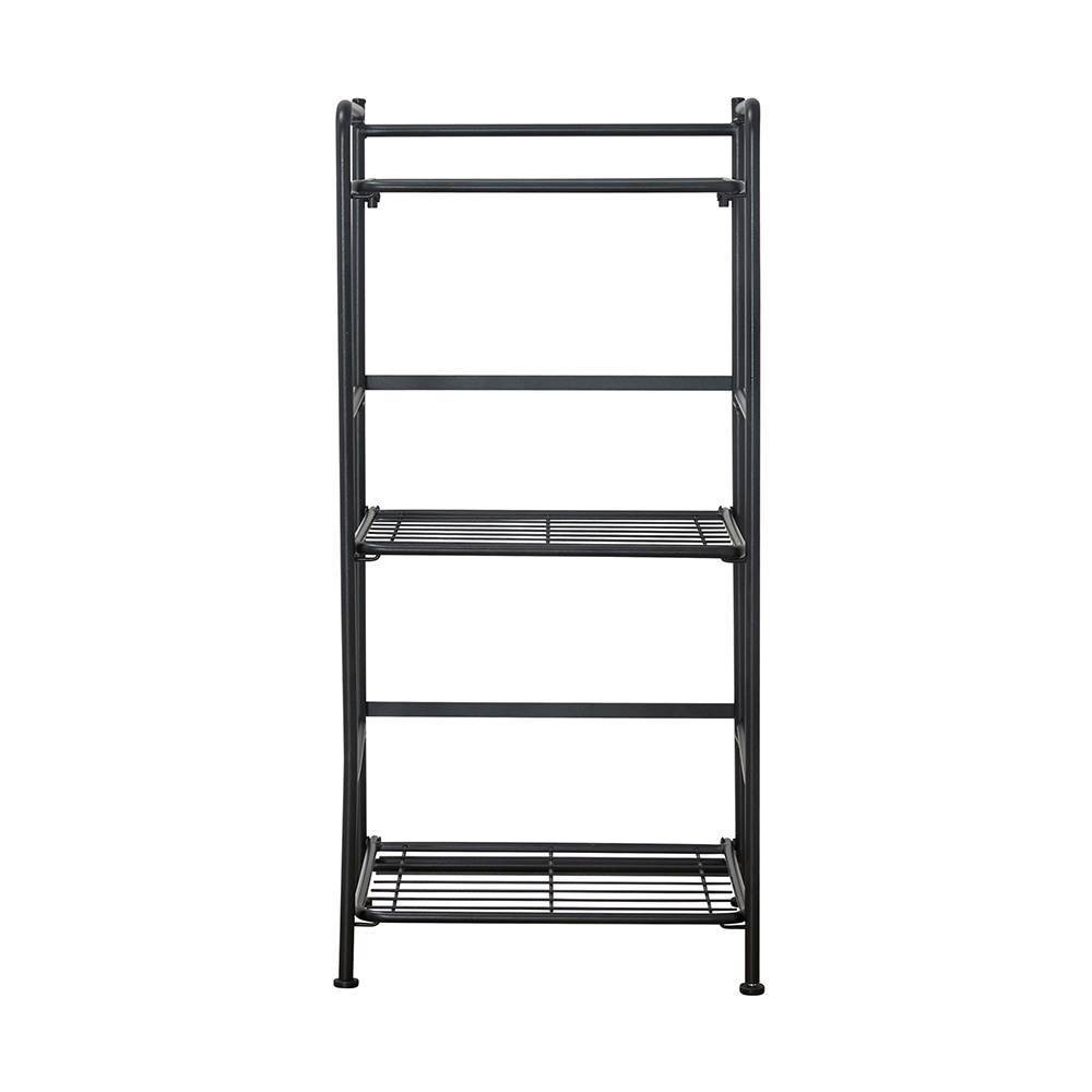 Image of Narrow 3 Shelf Black - FlipShelf