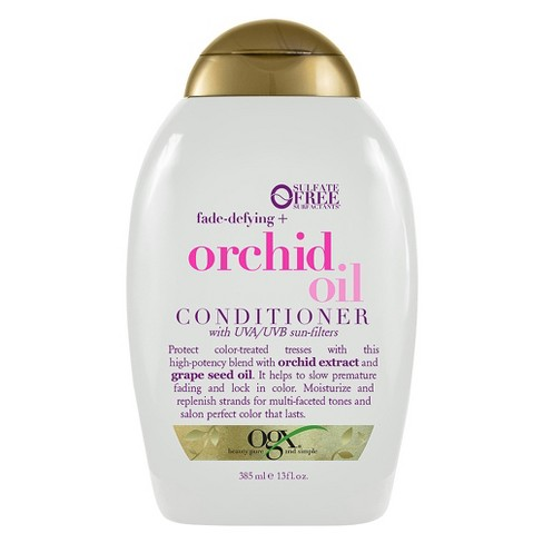 OGX Fade-Defying + Orchid Oil Conditioner - 13 fl oz - image 1 of 2