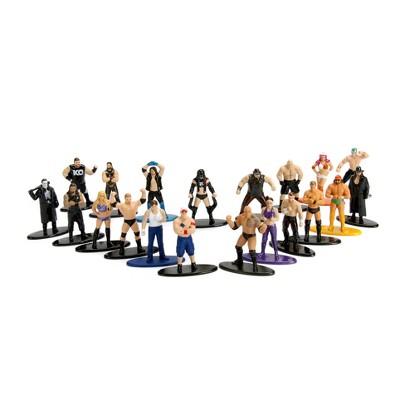 "Jada Toys Nano Metalfigs WWE 20-Pack Wave 2 1.65"" Die-Cast Collectible Figures"