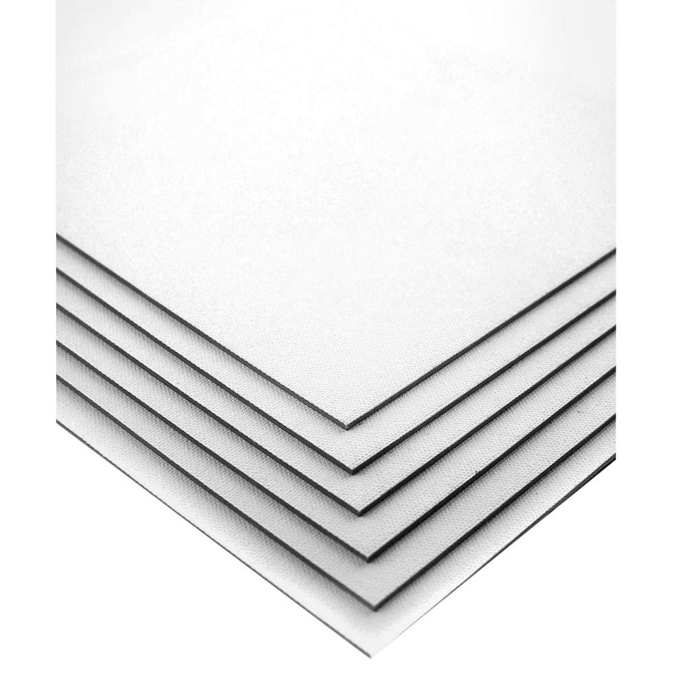 Fredrix Value Series Cut Edge Canvas Panels, White, 12