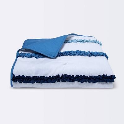 Toddler Quilt Stripe - Cloud Island™ Blue