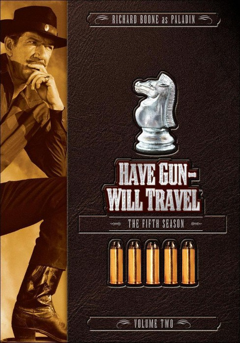 Have gun will travel:Season 5 vol 2 (DVD) - image 1 of 1