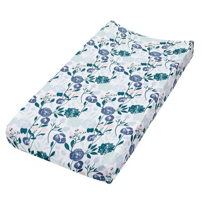 aden + anais Changing Pad Cover Flowers Bloom