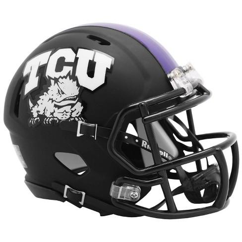 "NCAA TCU Horned Frogs 4.5""x5"" Speed Mini Helmet - image 1 of 1"