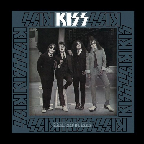 Kiss - Dressed to Kill (Vinyl) - image 1 of 1