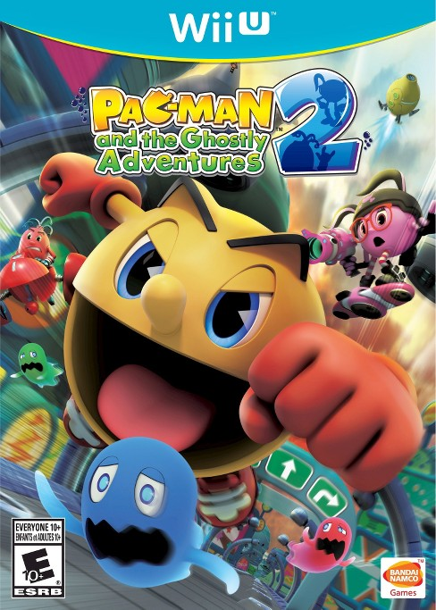 Pac-Man and The Ghostly Adventures 2 Nintendo Wii U - image 1 of 1