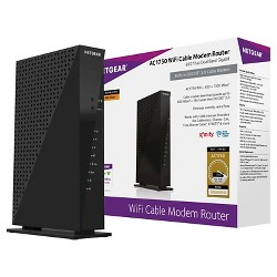 NETGEAR AC1750 WiFi DOCSIS 3.0 Cable Modem Router (C6300)