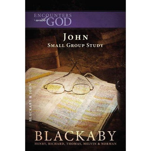 The Gospel of John - (Encounters with God) (Paperback) - image 1 of 1