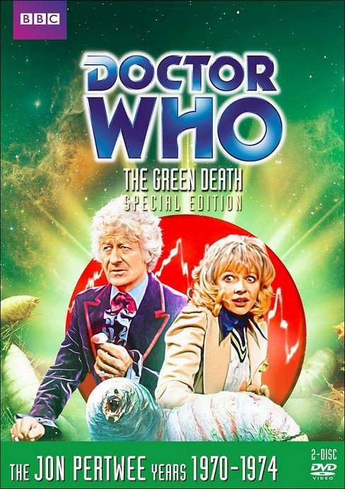 Doctor who:Green death (DVD) - image 1 of 1
