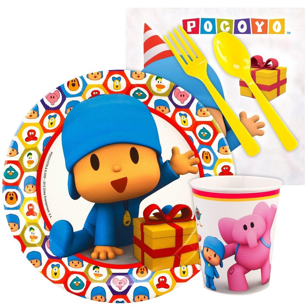 Image of 16ct Pocoyo Snack Party Pack