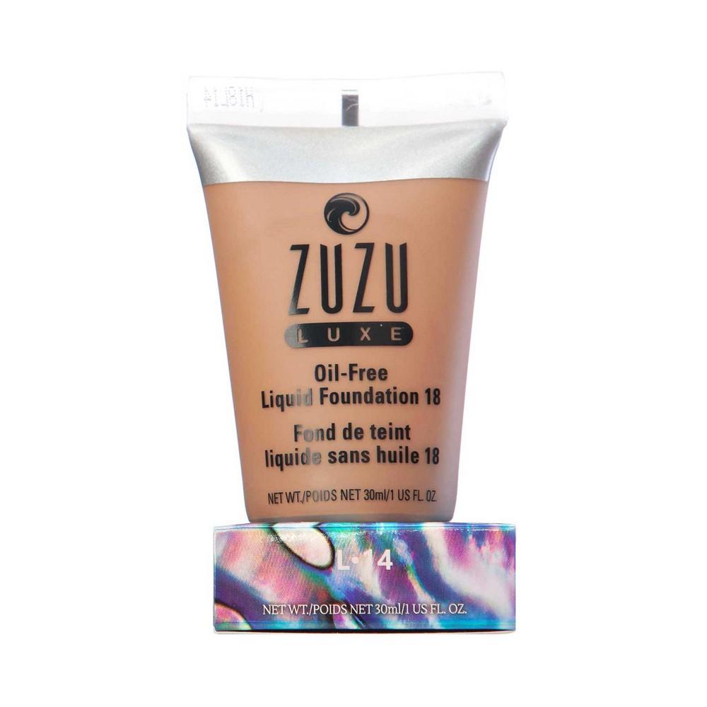 Zuzu Luxe Oil-Free Liquid Foundation - L-14
