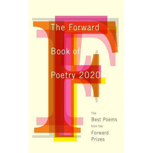 Best Poetry 2020 The Forward Book Of Poetry 2020   (Faber Poetry)by Various Poets