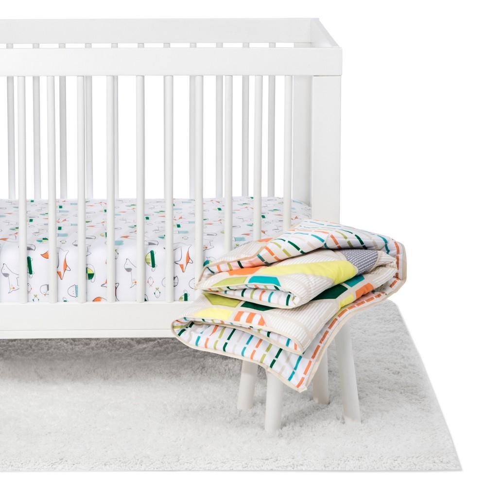 Crib Bedding Set Animals Cloud Island 8482