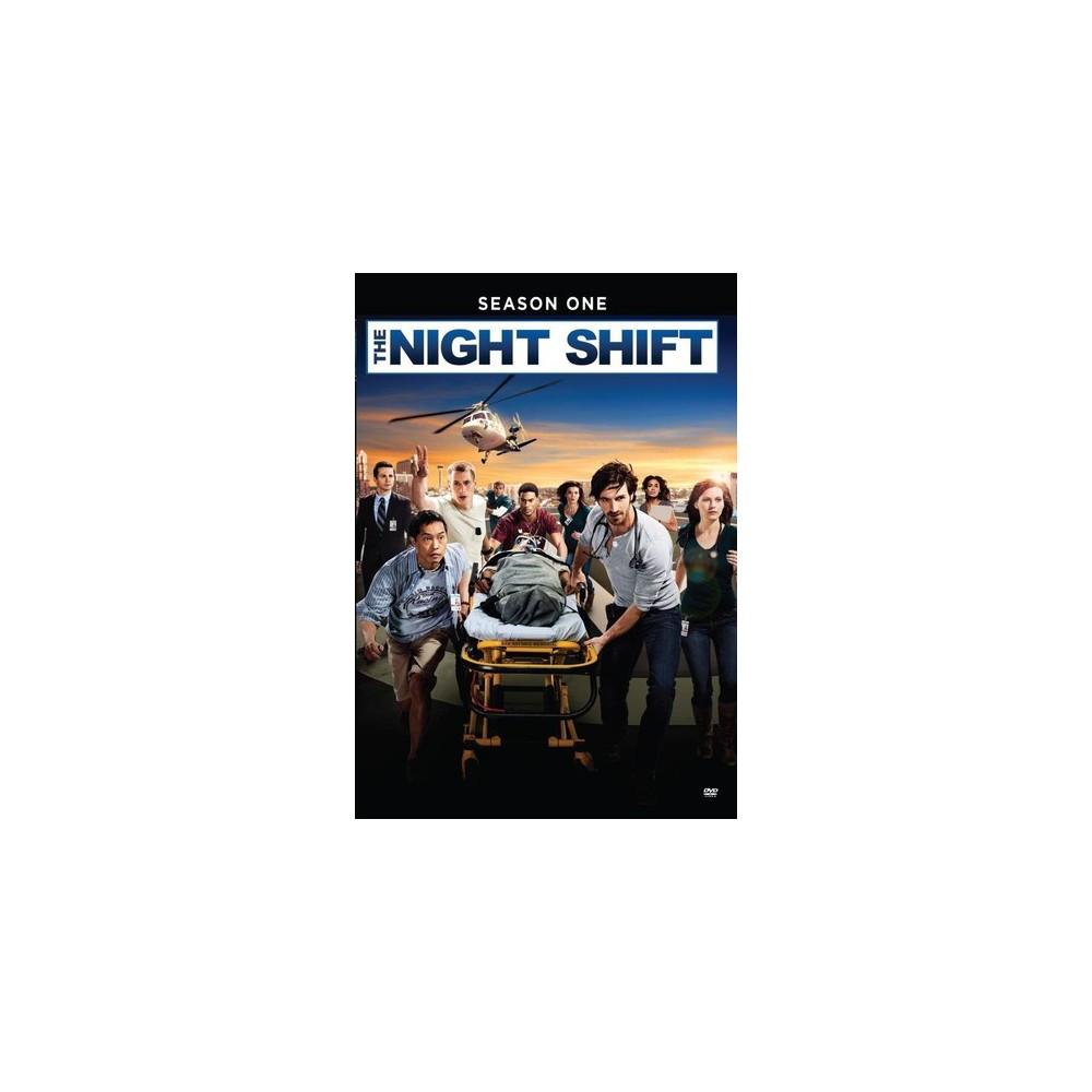 Night Shift:Season One (Dvd)