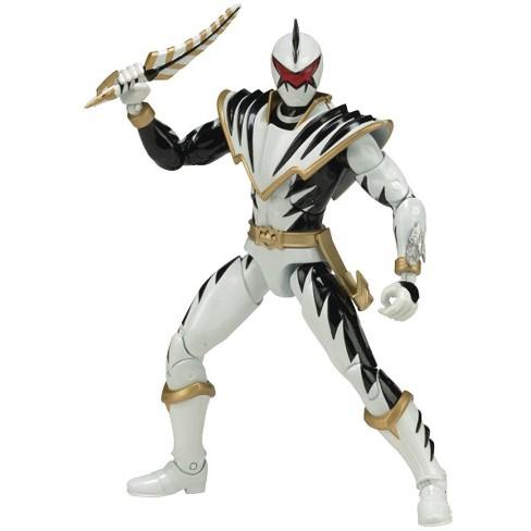 Power Rangers Dino Thunder Legacy White Ranger Action Figure [DT] - image 1 of 3