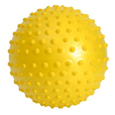 Gymnic Sensyball 28 Textured Therapy Ball - Yellow